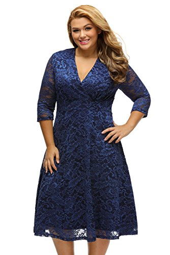 Buy navy dress and appearance - 5