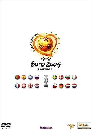 Amazon.co.jp: UEFA EURO 2004 生産限定BOXセット [DVD]: スポーツ ...