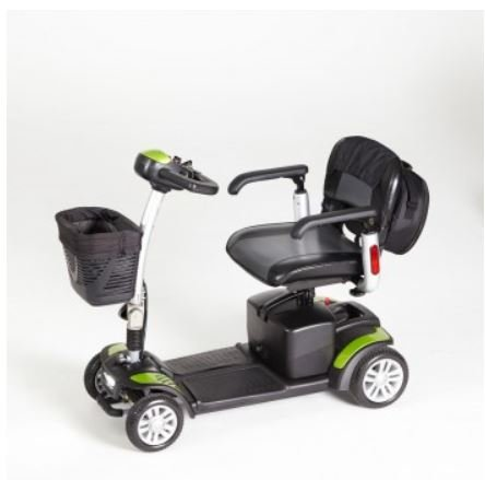 scooter manejable facil de plegar ideal ciudad