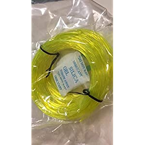 Tonglingusl petg filament 1.75mm 1kg/500g plastic filament petg 3d printing filament high strength 3d printer filament (color : 0.1kg trans yellow, size : free)