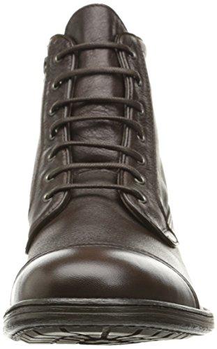 Geox Men's U Jaylon B Ankle Boots, Brown Brown (Dk Brownc6006)