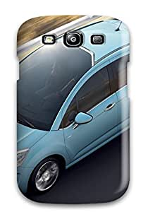 Cody Elizabeth Weaver Slim Fit Protector HVsJsSc7020obAgS Shock Absorbent Bumper Case For Galaxy S3