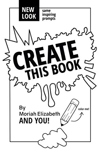 Create This Book (Happy Birthday To One Of My Best Friends)