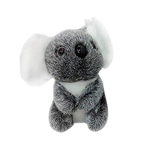 Ogquaton Cojín de peluche de primera calidad Koala Cute Kids Teddybaer Peluche de juguete Koala 13 cm