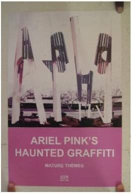 Amazon Com Ariel Pink S Haunted Graffiti Poster Mature Themes Pinks Pink Prints Everything Else