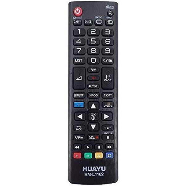 Mando a Distancia para televisión LG.: Amazon.es: Electrónica