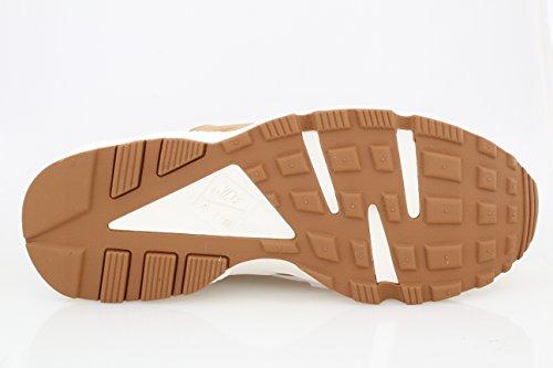 Nike Air Huarache 318429 202 Lin / Segel-gummi / Brun (8,5)