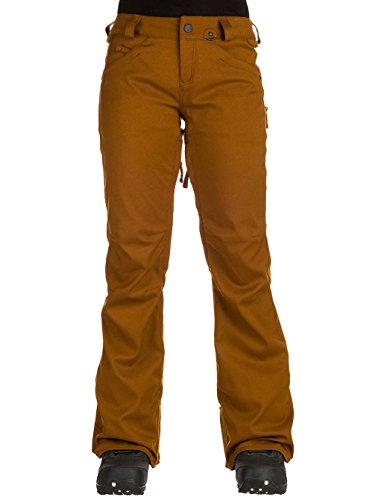 Volcom Snow Women's Species Stretch Pants Copper Medium by Volcom