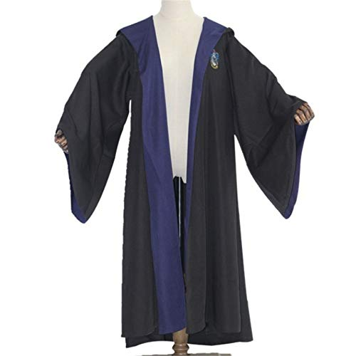 QZ Cosplay Magical Prop Collectible Costume obe Costume,Blue,XXXL]()