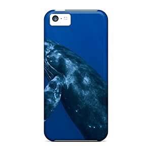 Underwater Whales Back / For ipod touch4 PC cell phone Cases Covers For covers protection yueya's case