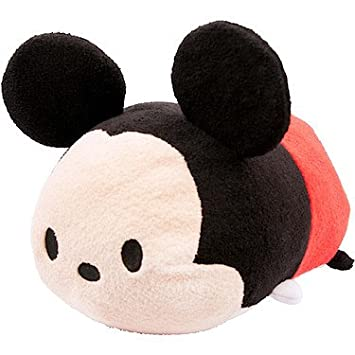 Disney - Tsum Tsum Light Up - Mickey - Moyenne Peluche Lumineuse