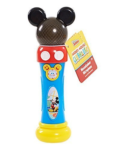 - Disney Mickey Mouse Clubhouse Mousekadoer Microphone
