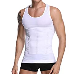 HANERDUN® - Quality Enhances LifeOverview:Hanerdun® MEN-1001 is the new generation body shaper for men. This vest is designed for compression to make you look thinner and slimmer, reduce your belly size and enhance pressure on the belly, whic...