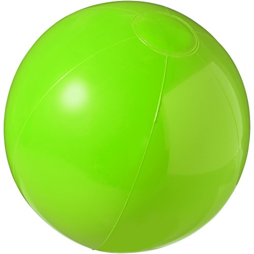 Bullet Bahamas Solid Color Beach Ball (9.8 inches)