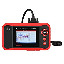 Code Reader Launch CRP123 OBD2 Scanner ABS SRS Transmission and Engine Scan Tool
