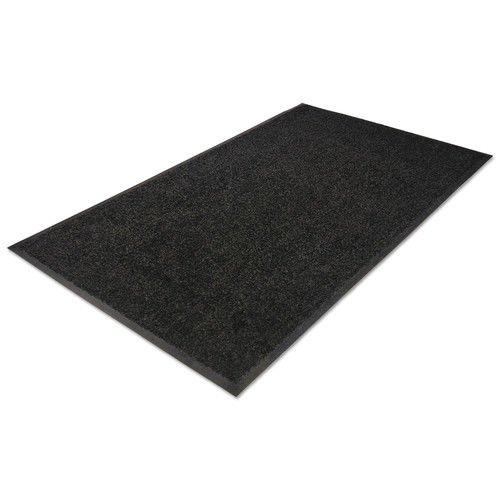 Guardian 94030535 Platinum Series Indoor Wiper Mat, Nylon/Polypropylene, 36 x 60, Black 60 Reinforced Wipers