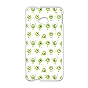 Monsters Inc HTC One M7 Cell Phone Case White Phone cover T7415782