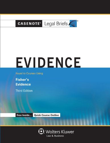 evidence by fisher - 5