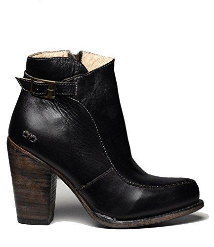 Bed|Stu Women's Isla Boot, Black Rustic, 9 M US