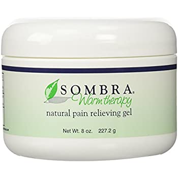 Amazon.com: China Gel Topical Pain Reliever 8 oz Jar, Each ...