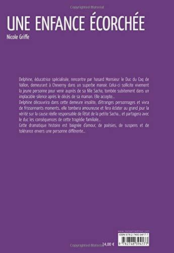 Une enfance écorchée (MON PETIT EDITE) (French Edition)