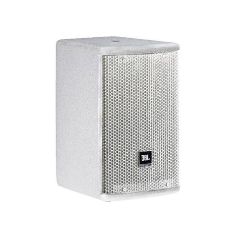 2 Way Compact Ultra - JBL AC15-WH Ultra Compact 2-Way Loudspeaker with 1x 5.25-Inch LF, White, Pair