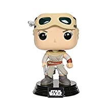 Funko Pop Star Wars: The Force Awakens Rey Hot Topic Exclusive