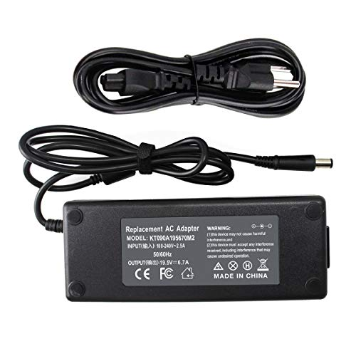 130W 19.5V 6.7A AC Adapter Charger Compatible with Dell Inspiron 15 7559...