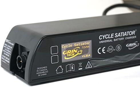 Cycle Satiator 72V Programmable