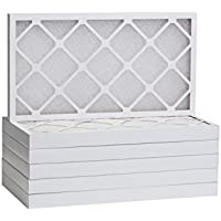 16x25x2 Basic MERV 6 Air Filter/Furnace Filter Replacement