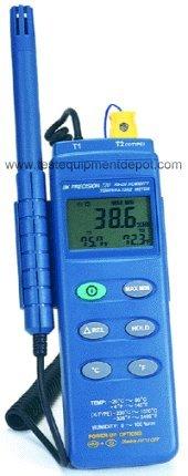 Bk Precision B&K Precision 720 K-Type Thermocouple Humidi...