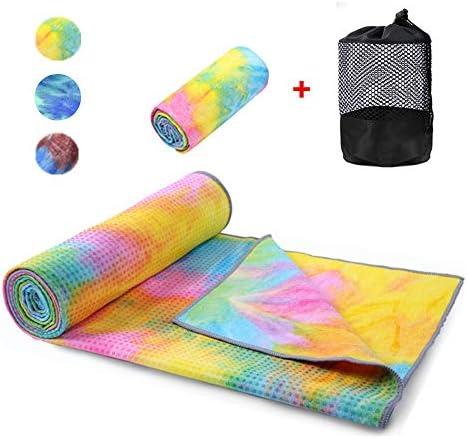 WeYingLe Towel Absorbent Bikram Pilates