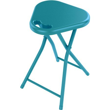 Atlantic Folding Stools/Chairs with Handle, Set of 4 - Atlantic Set Chair