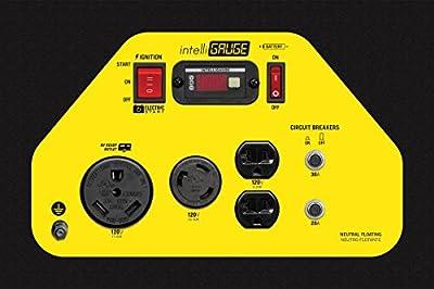Champion 3800-Watt Dual Fuel RV Ready Portable Generator with Electric Start by Champion Power Equipment