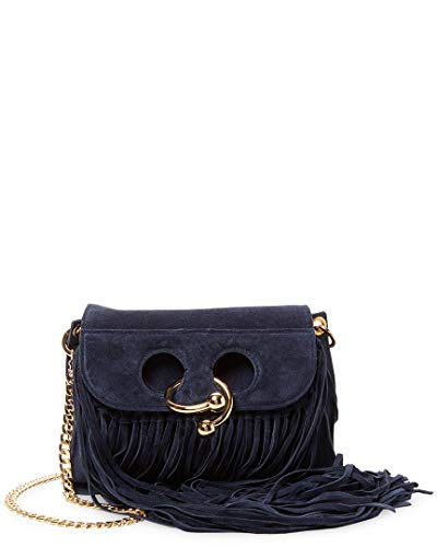 Mini Suede Crossbody Pierce J Anderson Fringe W qxYtXY0