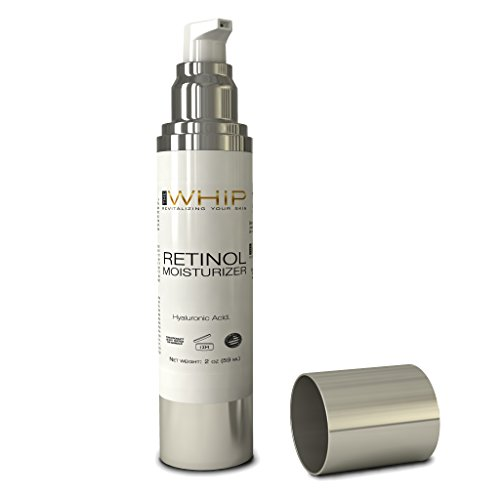 Retinol cream - The Best Face Moisturizer - Fine Lines & Wrinkle Repair - Anti Aging Night Serum - Vitamin E hyaluronic Acid - Deep Revitalizer - To Protect Your Skin With Natural Ingredients.