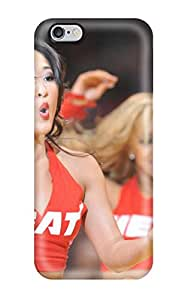 For DanRobertse Iphone Protective Case, High Quality For Iphone 6 Plus Miami Heat Cheerleader Basketball Nba Skin Case Cover