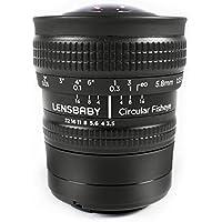 Lensbaby Circular Fisheye Lens for Fuji X