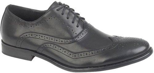 Southwell À Charles Noir Pour Lacets Ville Homme De Sloane Chaussures 6wdAHq