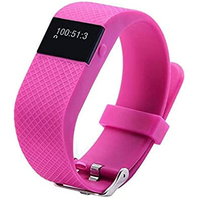 Smart bracelet LL-Heart Rate Monitor Sport Fitness Tracker Sleep Monitor Smart Wristband For Android IOS Phone Estimated Price £34.00 -