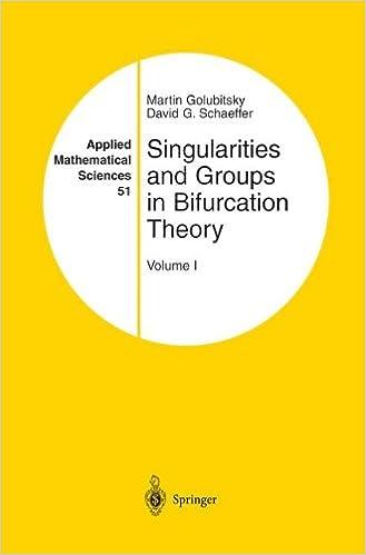 Singularities and Groups in Bifurcation Theory: Volume I