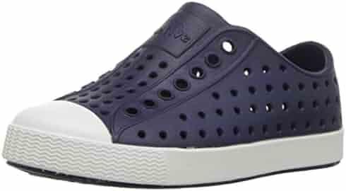 Native Kid's Jefferson Slip-On Sneaker