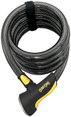 ONGUARD 8028 Doberman 12mm x 6 Coiled Cable