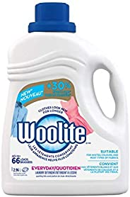 Woolite Everyday, Laundry Detergent, Mega Value Pack, 2.96 L, With Colour Renew - Clothes Look New Longer 1 Co