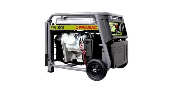 Generador de Corriente interter PMI 3000 silencioso a Gasolina 207 CC Profesional 4 Tiempos: Amazon.es: Bricolaje y herramientas