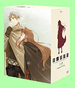 Spice And Wolf - Complete Dvdbox (11DVDS+BOX) [Japan LTD DVD] PCBG-61154