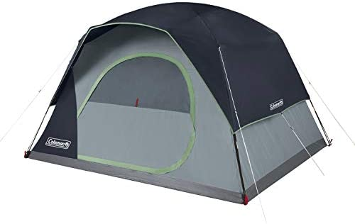 Coleman Camping Tent Skydome Tent