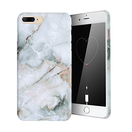 COSMOS Marble Pattern iPhone Rubberized