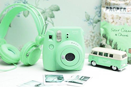 41RJNwHDvmL buy the best video games- Fujifilm Instax Mini 8+ (Mint) Instant Film Camera + Self Shot Mirror for Selfie Use - International Version (No Warranty)