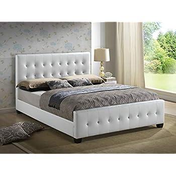Amazon.com: Glory Furniture White - Queen Size - Modern ...